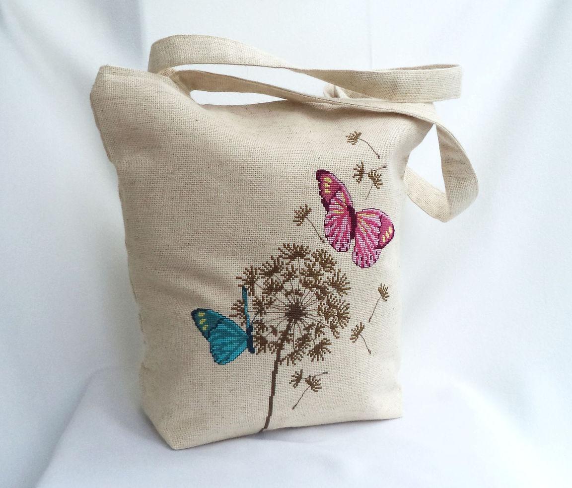 98a03bf89820 Сумка женская Весна, сумка с вышивкой, сумка льняная ручной работы на заказ