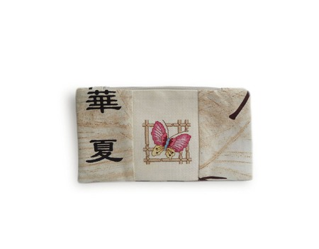 Подарок любимой девушке, косметичка в восточном стиле, подарок девушке ручной работы на заказ
