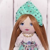 Кукла в народном стиле