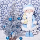 Снегурочка (Куколка-зима)