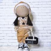 Кукла-спортсменка