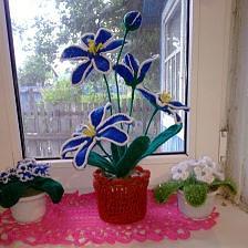 Салфетки, цветы, игольница либо подвеска на авто ручной работы на заказ