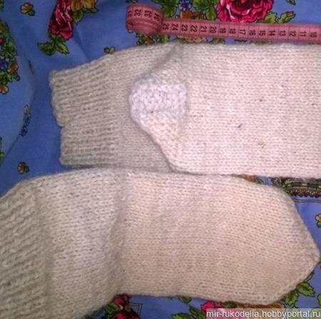 Утепляем ножки ручной работы на заказ