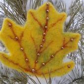 Осений лист
