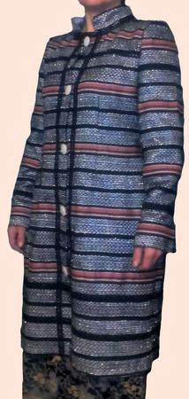"""Женское, весенне-летнее пальто """"VERONIKA"""" ручной работы на заказ"""