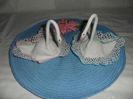 Лебеди ручной работы на заказ