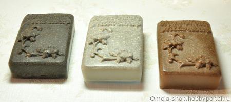 Мыло с глинами Азовского моря. ручной работы на заказ