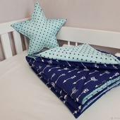 Одеяло детское стеганое