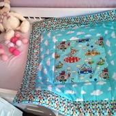 Детское одеяло из американского хлопка