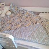 Одеяло стеганое для мальчика