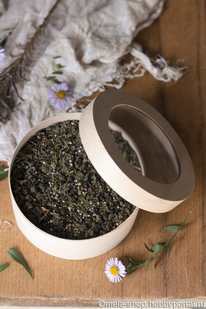 Чай. Мятный рай №1. ручной работы на заказ