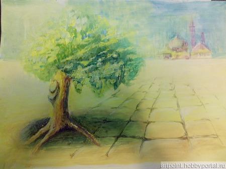 Дерево ручной работы на заказ