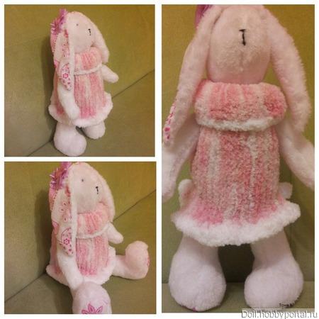 Кролик ручной работы на заказ