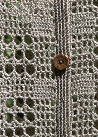 Жакет кашемир+шелк (2) ажурная клеточка ручной работы на заказ
