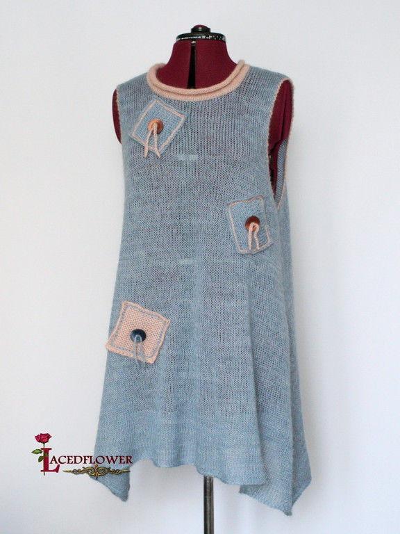 fe3fc0ed24b Бохо туника- платье.