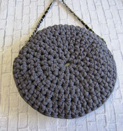 """""""Шарм"""" сумочка на длинной цепочке ручной работы на заказ"""