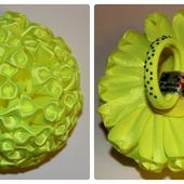 фото: Запонки — украшения (украшение для прически)