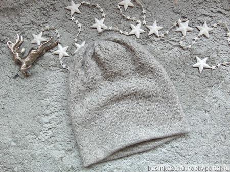 Описание шапки Нори ручной работы на заказ