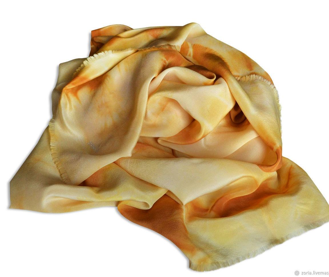 a15d03ce7eab Шелковый шарф