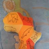 Подушка-игрушка Африка