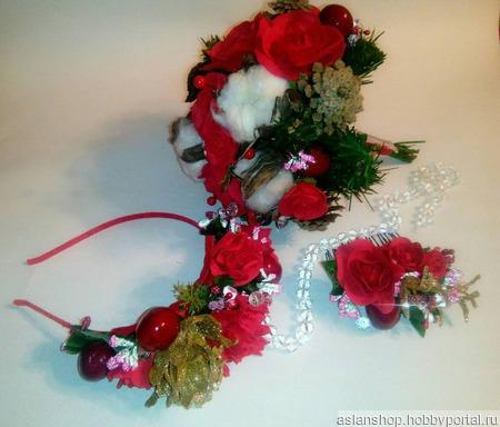 Свадебные аксессуары на торжество, или интерьерные ручной работы на заказ