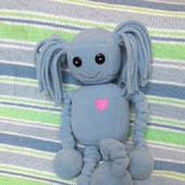 Кукла робот Даша