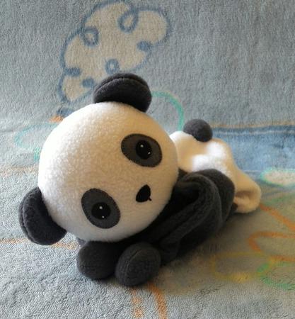 Комфортер малыш Панда ручной работы на заказ