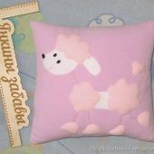 Подушка-игрушка Пудель Неженка