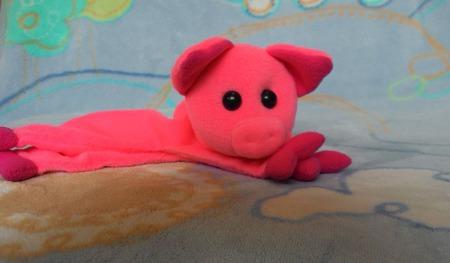 Мягкие игрушки-комфортеры для самых маленьких ручной работы на заказ