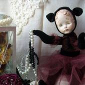 Балерина , котороя любит черничное варенье)