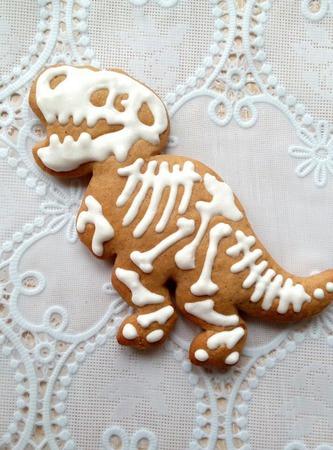 Пряничный набор  Динозавры. ручной работы на заказ