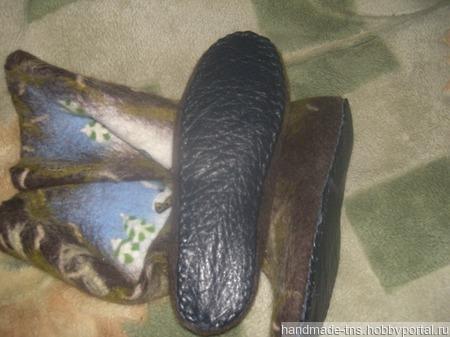 Теплые джурабы-гольфы для рыбака, охотника, любителя верховой езды ручной работы на заказ