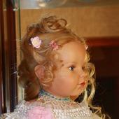 Праздничный наряд для большой куклы