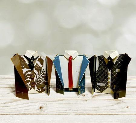 Открытки для мужчин ручной работы на заказ