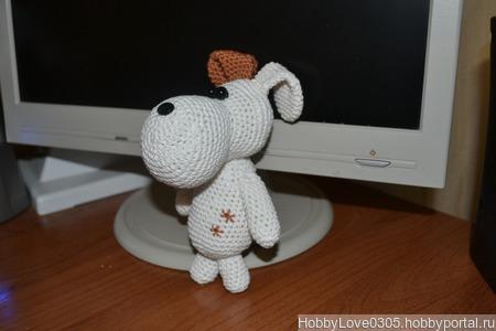 Собачка Соня ручной работы на заказ
