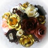 """Букет из конфет """"Шоколадная фантазия"""""""