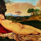 Спящая Венера. копия.