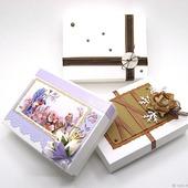 Подарочные коробочки для закладок