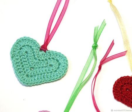 Сердечки-Валентинки ручной работы на заказ