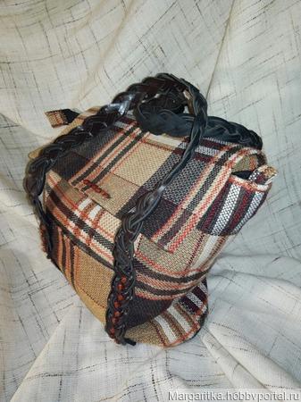 Гобеленовая сумка ручной работы на заказ