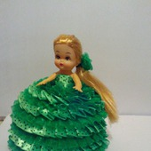 фото: Куклы и игрушки (ленты из органзы)