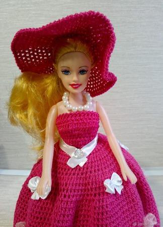 Кукла-шкатулка ручной работы на заказ