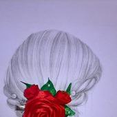Заколка-зажим для волос