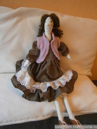 Кукла Глэдисс ручной работы на заказ