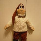 Кукла гномик Стёпа