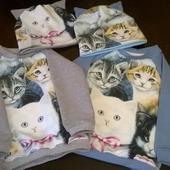 Свитшоты котики