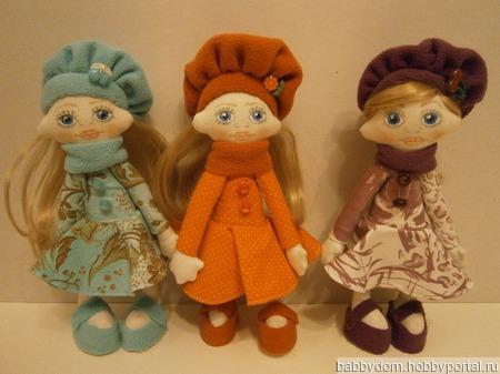 Куколка ручной работы на заказ