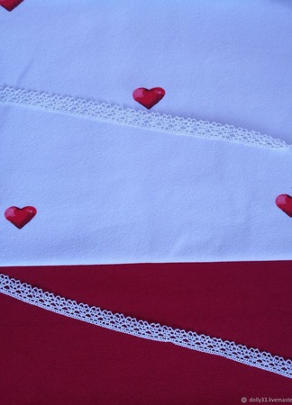 Набор трикотажных тканей ручной работы на заказ