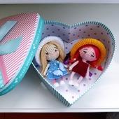 фото: Коллекционные куклы — куклы и игрушки (холлофайбер)