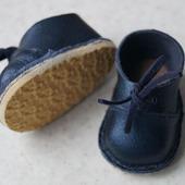 Кожаные ботинки для беби бона ( baby born )